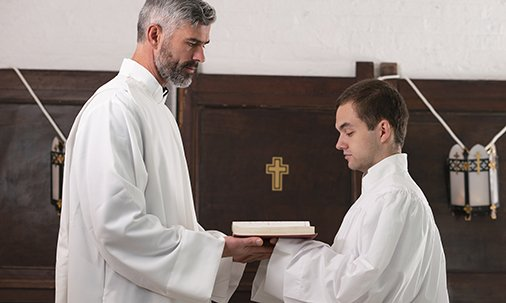 Marcus Rivers: Altar Training